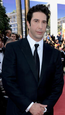"David Schwimmer at the France premiere of ""Madagascar 3: Europe's Most Wanted."""