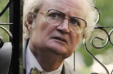"Jim Broadbent in ""Cloud Atlas."""