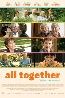 "Poster art for ""All Together."""