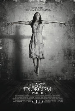 "Poster art for ""The Last Exorcism: Part II."""
