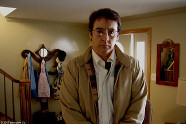 "John Cusack in ""Grace Is Gone."""