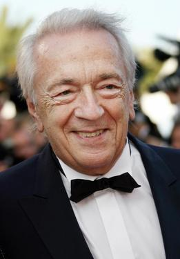 Jean-Pierre Cassel at the Opening Ceremony of the 59th edition of the International Cannes Film Festival.