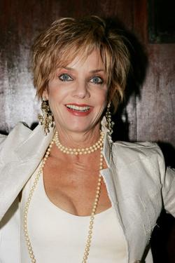 "Judith Chapman at the ""The Young And The Restless"" pre-Emmy party."
