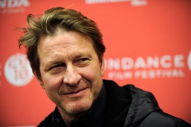 "Brett Cullen at the premiere of ""The Runaways"" during the 2010 Sundance Film Festival."