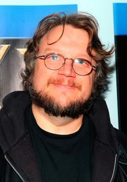 "Guillermo del Toro at the ""Hellboy II: The Golden Army"" DVD and Blu-Ray release party."