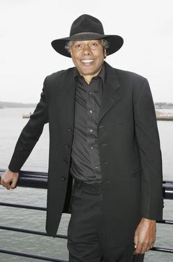 Ernie Dingo at the 2005 TV Week Logie Nominations.