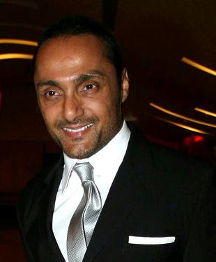 "Rahul Bose at the premiere of ""The Japanese Wife."""