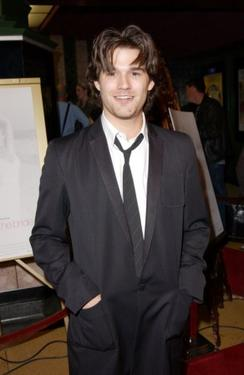 "Johnny Whitworth at the Los Angeles premiere of ""Kiss the Bride."""