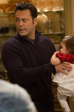 "Vince Vaughn as Brad in ""Four Christmases."""