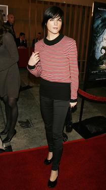 "Selma Blair at the special screening of ""Pans Labyrinth."""