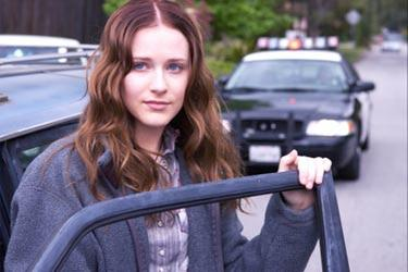 "Evan Rachel Wood in ""King of California."""