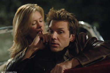 "Charlie (Dane Cook) is irresistible to the ladies in ""Good Luck Chuck."""