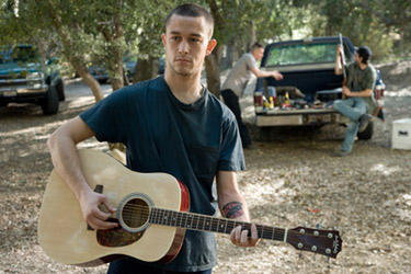 "Joseph Gordon-Levitt in ""Stop-Loss."""