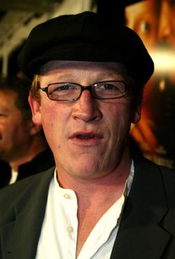 "Geoff Bell at the premiere of ""Girl With A Pearl Earring."""