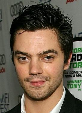 "Dominic Cooper at the North American premiere of ""The History Boys"" during the AFI FEST 2006."