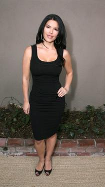 Lauren Sanchez at the opening of the new Oscar De La Renta Boutique.
