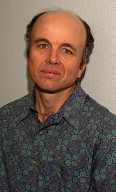 Clint Howard at the American Film Market.