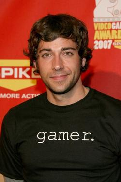 "Zachary Levi at the Spike TV's 2007 ""Video Game Awards."""