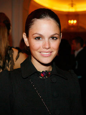 Rachel Bilson at the Chanel and P.S. Arts Party in L.A.