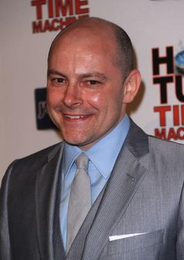 "Rob Corddry at the California premiere of ""Hot Tub Time Machine."""