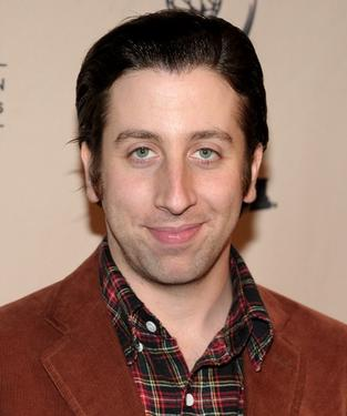 "Simon Helberg at the Academy of Television Arts and Sciences' Evening with ""The Big Bang Theory."""