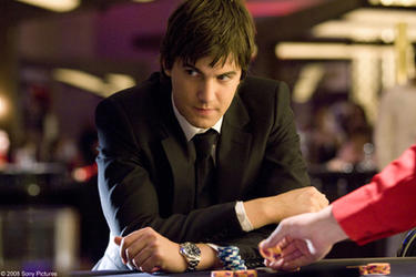 "Jim Sturgess in ""21."""