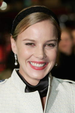 "Abbie Cornish at the Bernlinale premiere of ""Candy."""