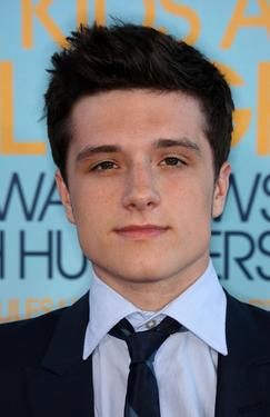 "Josh Hutcherson at the California premiere of ""The Kids Are All Right."""