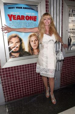 "Laurene Landon at the premiere of ""Bad Cop."""