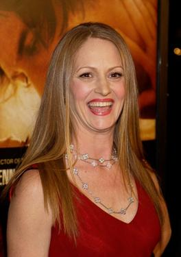 "Melissa Leo at the premiere of ""21 Grams""."