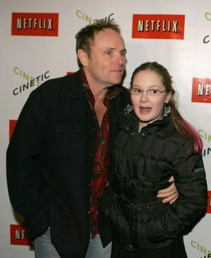 Robert Knott and Tara Gallagher at the Cinetic Media party during the 2005 Sundance Film Festival.