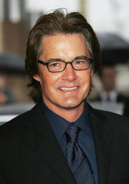 Kyle MacLachlan at the Laureus Sports Awards.