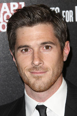Dave Annable at the 5th Annual Hollywood Domino Gala in California.