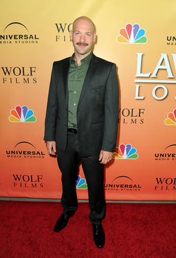 "Corey Stoll at the California premiere of ""Law & Order: Los Angeles."""