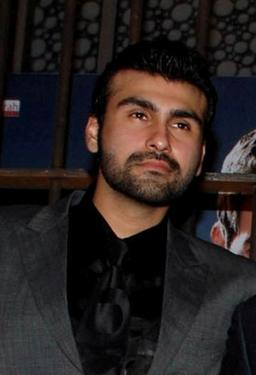 "Arya Babbar at the soundtrack launch of ""Jail."""