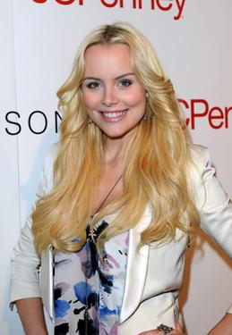 Helena Mattsson at the Charlotte Ronson and JCPenney Spring Cocktail Jam.