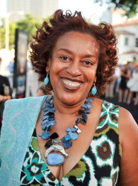 "CCH Pounder at the California premiere of ""Orphan."""