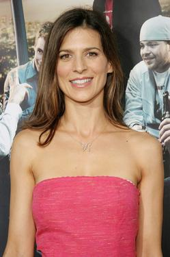 "Perrey Reeves at the Hollywood premiere of ""Entourage."""