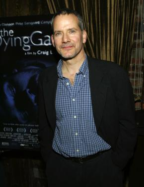 "Campbell Scott at the premiere of ""The Dying Gaul"" After Party."