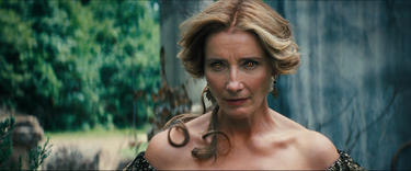 "Emma Thompson as Sarafine in ""Beautiful Creatures."""