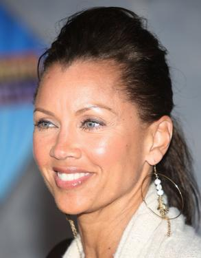 "Vanessa L. Williams at the premiere of ""Hannah Montana & Miley Cyrus."""