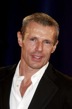 "Lambert Wilson at the premiere of ""Private Fears In Public Places"" during the 63rd Venice Film Festival."