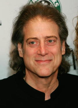 Richard Lewis at the Launch of ELLE Magazines Premiere Green Issue.