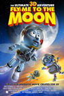Poster for Fly Me to the Moon 3-D