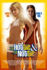 Poster for The Hottie & the Nottie