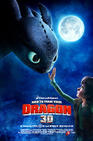 Poster for How to Train Your Dragon 3D