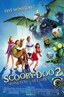 Poster for Scooby-Doo 2: Monsters Unleashed