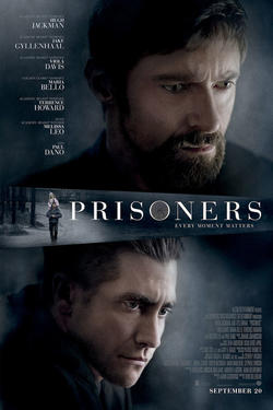 "Poster art for ""Prisoners."""