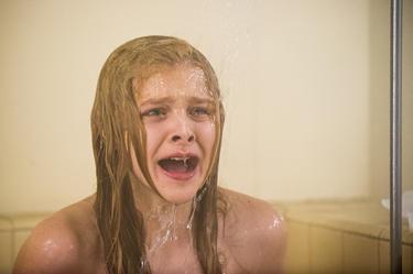 "Chloe Moretz in ""Carrie."""