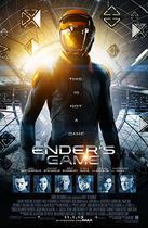 "Poster art for ""Ender's Game."""